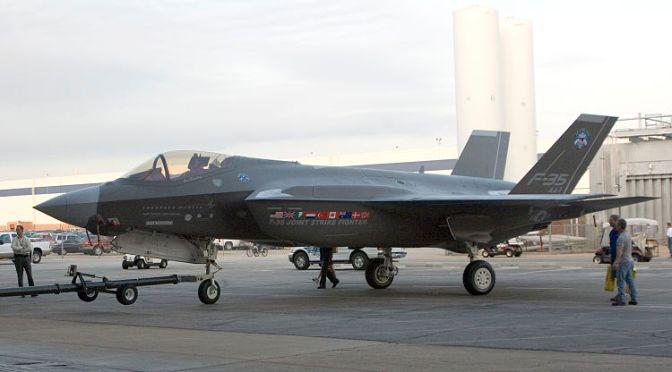 Legislator AS Coba Jegal Penjualan F-35 ke Turki
