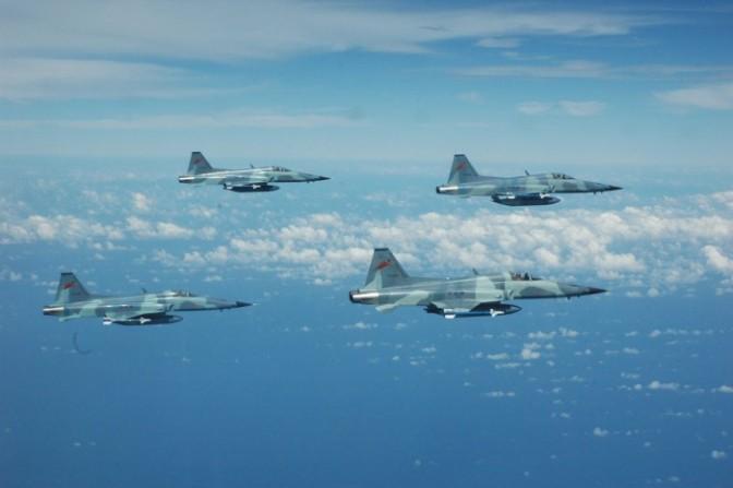F-5 Tiger TNI AU Ternyata Suka 'Mogok' di Udara
