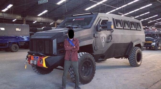 TNI AU Akan Mengakusisi APC Turangga