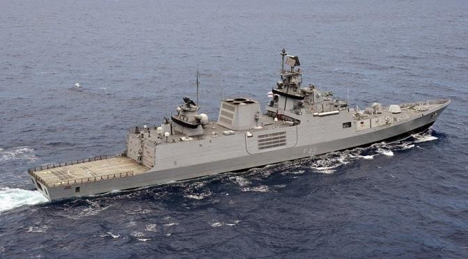 Angkatan Laut India dan Vietnam Akan Gelar Latihan Militer Bersama