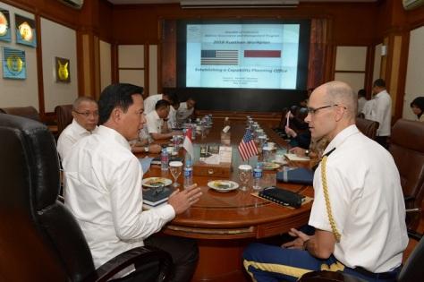 Indonesia – AS Kerja Sama Bidang Pendidikan dan Pelatihan