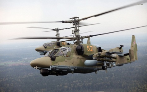 Ka-52 Alligator 2