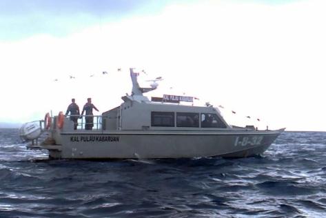 KAL Pulau Kabaruan 1-8-32 (Istimewa)