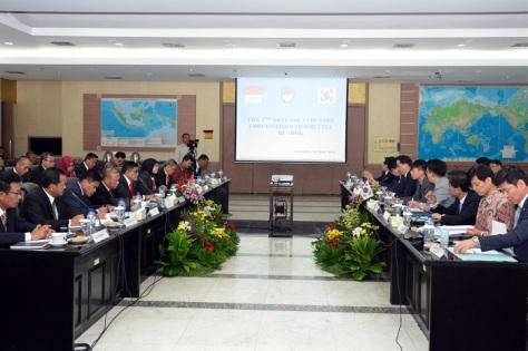 Kemhan RI dan DAPA Adakan Pertemuan Komite Kerja Sama Industri Pertahanan Ke-7