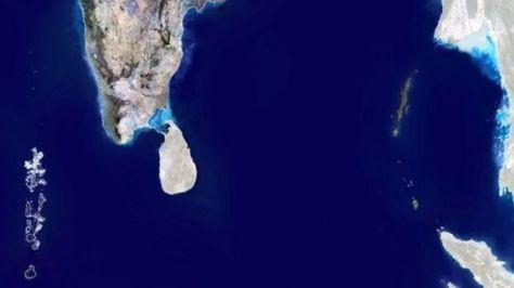 Kepulauan Andaman India dengan Provinsi Aceh hanya berjarak 33,3 km. (SPL)