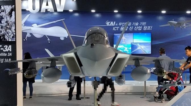 RI Terus Negosiasikan Program Pesawat Tempur KFX