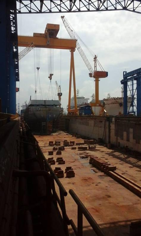 Landing Platform Dock (LPD) 124 meter pesanan TNI AL pada Mei 2018 (defence.pk) 1