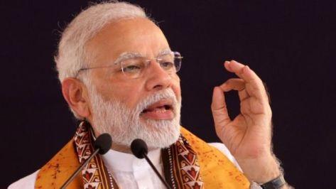 Narendra Modi (EPA)