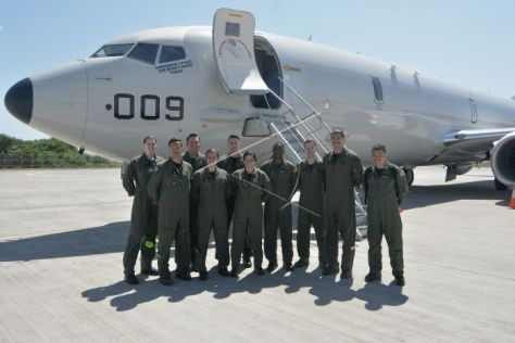 Pesawat Poseidon US Navy 1