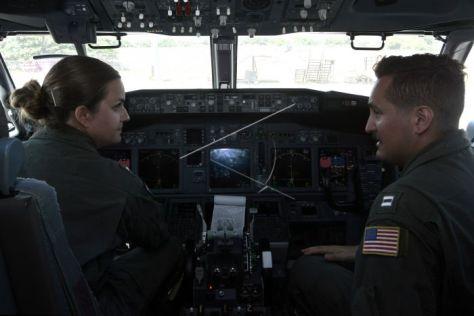 Pesawat Poseidon US Navy