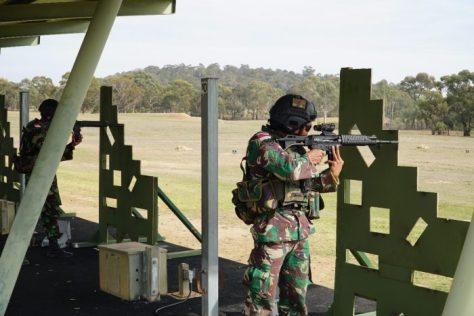 Prajurit TNI AD dalam AASAM 2018 (Kostrad) 1