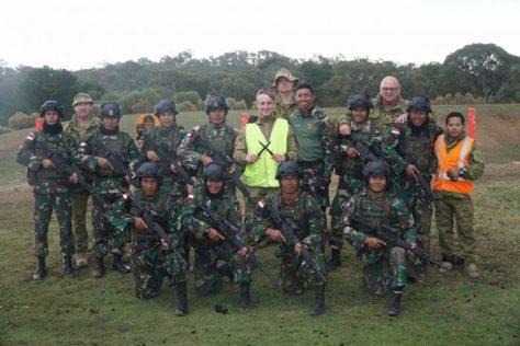 Prajurit TNI AD dalam AASAM 2018 (Kostrad) 3