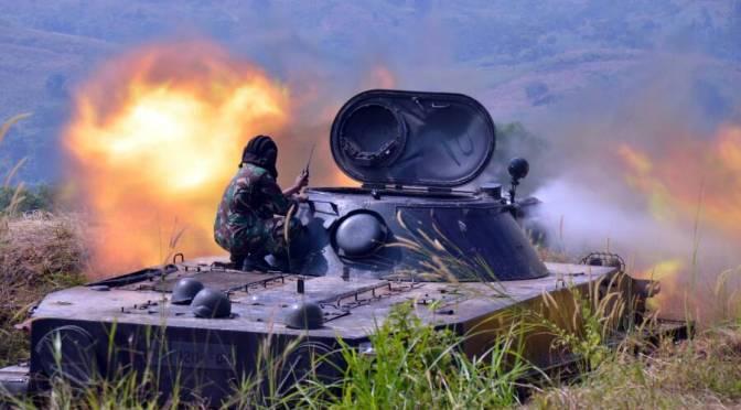Menhan: Tank Marinir Akan Diganti