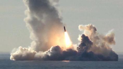 Rudal ICBM Rusia 1