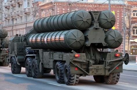S-500 aerial defense system (Istimewa)