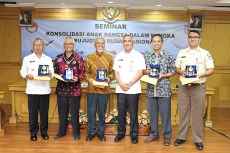 Seminar Pengembangan Rudal Petir Tahap II sampai IV (Kemhan)