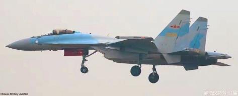 Su-35 PLA-AF