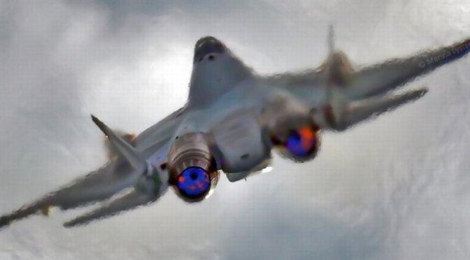 Turki Mungkin Beli Su-57 Rusia, Jika Pengiriman F-35 Ditangguhkan
