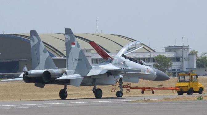 Pemeliharaan Dua Unit Su-30MK TNI AU di Belarusia Akan Selesai pada September 2018