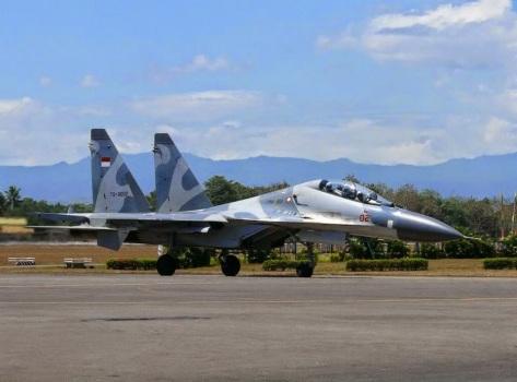 Sukhoi Su-30MK number 02 (Kaskus Militer)