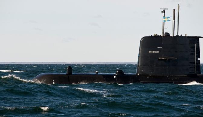 Kapal Selam Gotland Diluncurkan Kembali Setelah Menjalani 'Mid-life Upgrade'