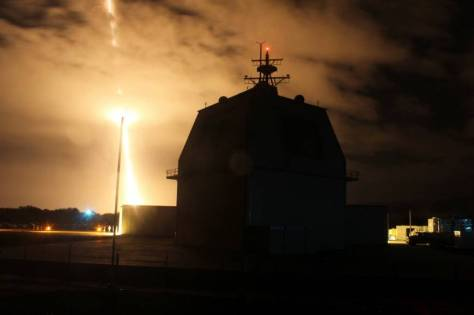 Aegis Ashore Missile Defense Test Complex in Kauai, Hawaii, in December 2015. (REUTERS)