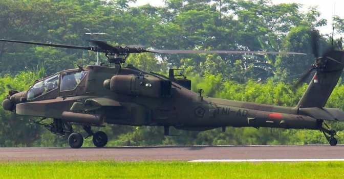 MRO AH-64E Apache Guardian TNI AD Harus Dibahas Secara Serius
