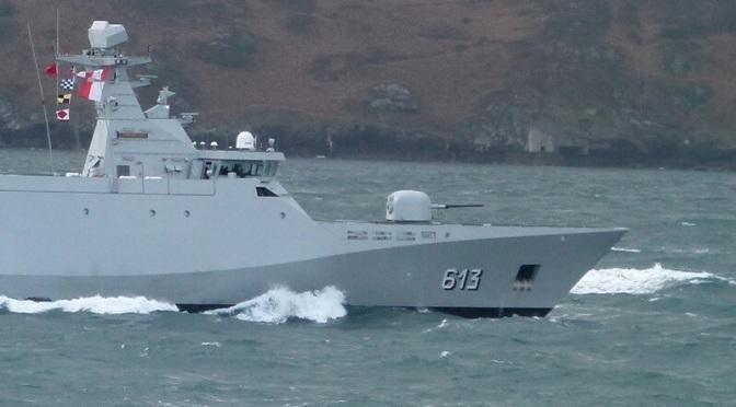 Belgia dan Belanda Patungan Beli 16 Unit Kapal Perang Buatan DSNS