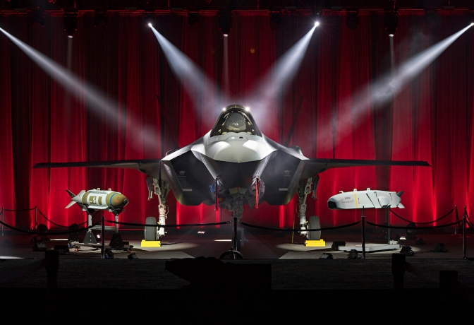 Kongres AS Khawatir Data F-35 Dicuri Rusia