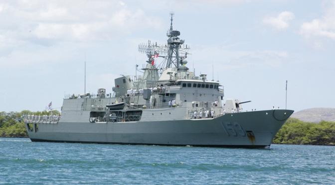 Proyek Pembangunan Kapal Perang Masa Depan Australia Ditunda