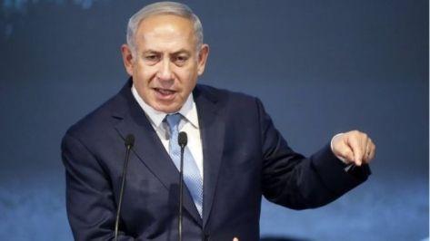 Benjamin Netanyahu (BBC)
