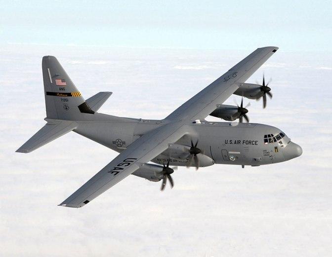 TNI AU Akan Akusisi Pesawat C-130 Type J dari Lockheed Martin