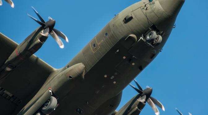 Ryamizard Ryacudu: Indonesia Akan Beli Lima Unit Hercules dari Amerika Serikat
