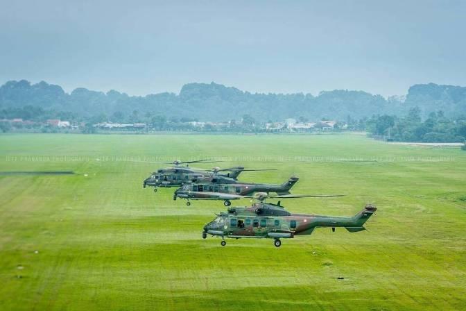 PT Dirgantara Indonesia Paling Banyak Pasok Pesawat dan Helikopter untuk TNI