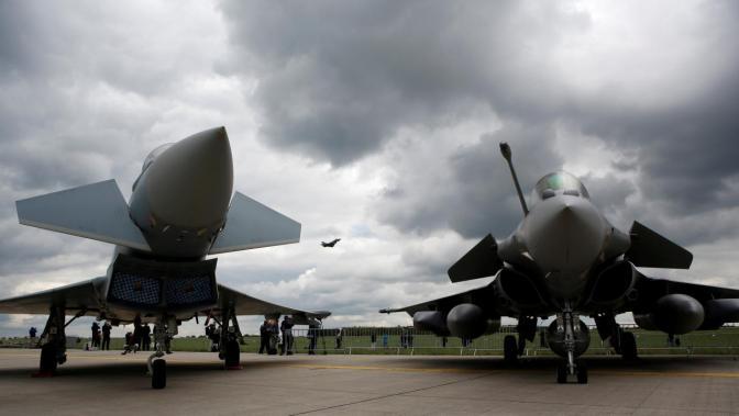 Prancis Memimpin Program Jet tempur Bersama Dengan Jerman