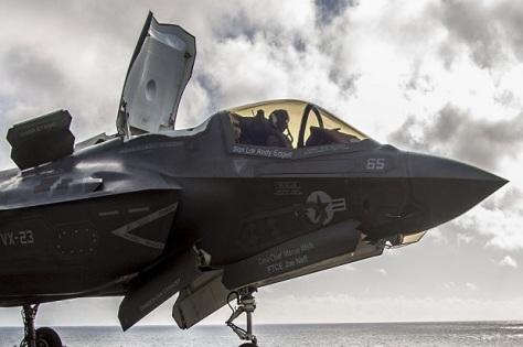 F-35 Amerika Serikat (Lockheed Martin)