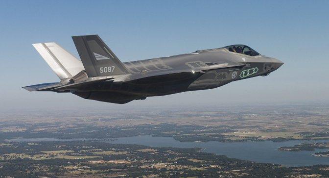 Senat AS Sahkan Larangan Jual F-35 ke Turki