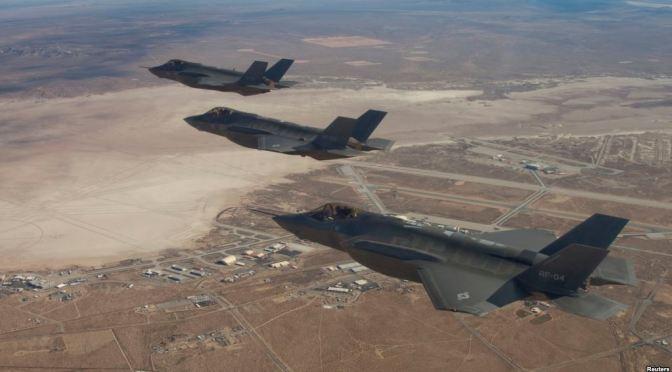 Lockheed Martin Akan Mengadakan Upacara Penyerahan F-35 Turki di Forth Worth