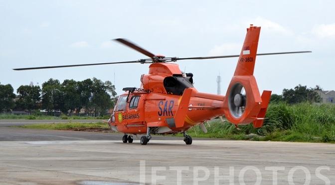 TNI AL Siap Berangkatkan Helikopter Dauphin AS-365 N3+ HR-3601 Untuk Misi MTF Unifil