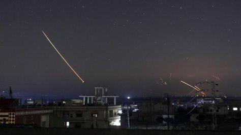 Ilustrasi serangan udara Rusia (REUTERS)