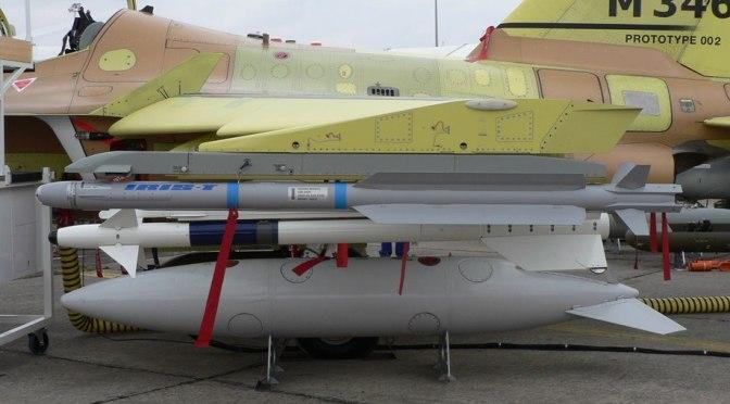 Thailand Akan Integrasikan Rudal IRIS-T ke Pesawat Tempur F-5