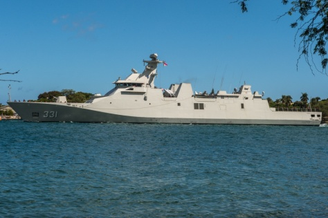 KRI Martadinata 331 at RIMPAC 2018 (US Navy) 2