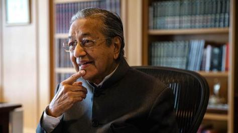 Mahathir Mohamad (Getty Images)
