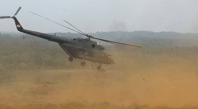 Di Afghanistan, Black Hawk Kalah dari Mi-17