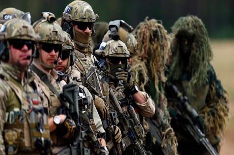 Pasukan NATO 1