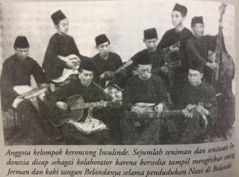 Perantau Indonesia di Belanda sebagai seniman (Bagas)