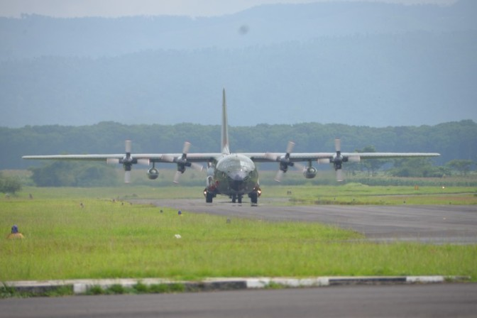 Indonesia Ingin Peroleh Lima C-130 pada Tahun 2024