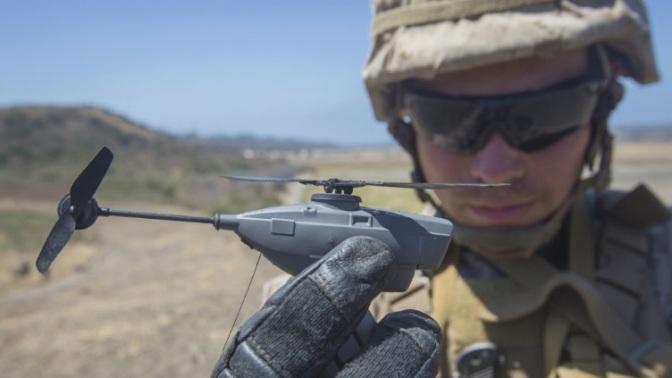 FLIR Luncurkan Nano-UAV Black Hornet 3
