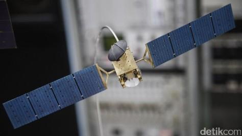 Satelit (detik)