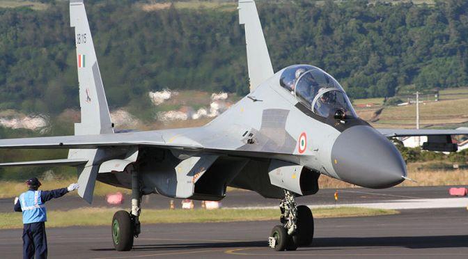 Su-30MKI India Jatuh
